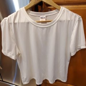 Patagonia Capeline White Tee or Baselayer Large